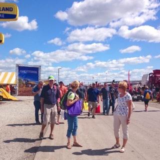 FARM PROGRESS SHOW 2016, Iowa